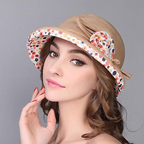 YXINY Viseras Sombreros Mujer Primavera Y Verano Aire Libre Sombrero De Pescador  Visor Casual Protección Solar dd87c4ad0eb