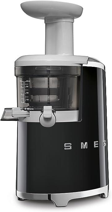 SMEG Licuadora SJF01BLEU, 150 W, 0.5 litros, Acero Inoxidable ...