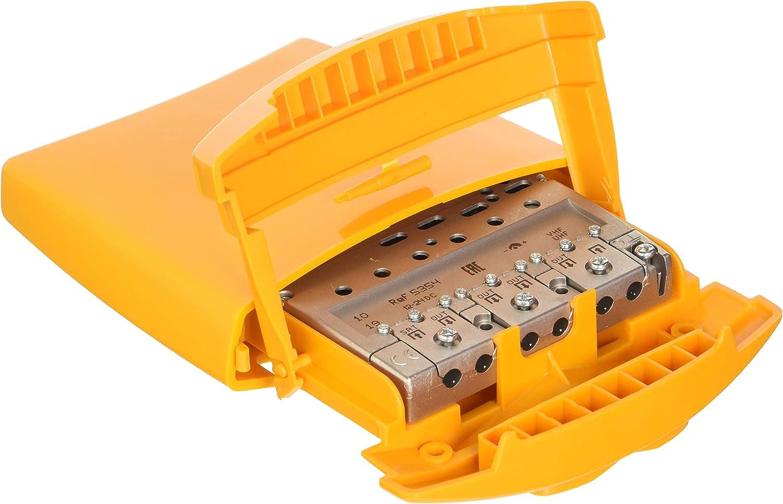 Televes 5354 - Amplificador mástil 2e/4s u/vmix-fi mix 4s ...
