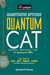 Quantitative Aptitude Quantum CAT for Admission into IIMs: Quantum CAT Kindle Edition