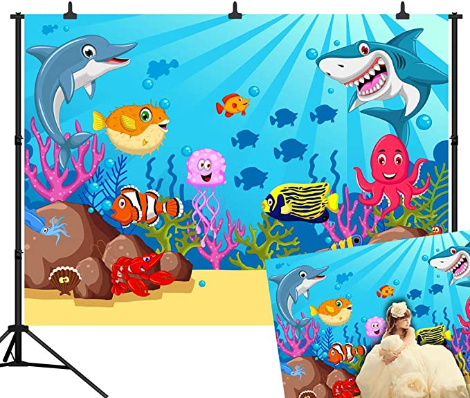 9x16 FT Vinyl Photography Backdrop,Entertainment District Denmark Nyhavn Canal Copenhagen River Boats Shops Attraction Background for Child Baby Shower Photo Studio Prop Photobooth Photoshoot