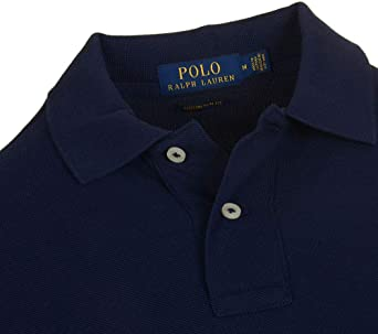 Polo Ralph Lauren SS KC Cmfit PPC, Polo para Hombre: Amazon.es ...