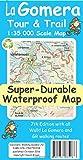 La Gomera Tour & Trail Super-Durable Map (7th ed)
