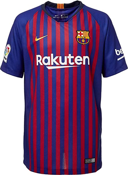 the latest e995a d1d91 New 2018-19 Barcelona Home Messi Soccer Jersey - 2XL