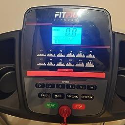 Amazon.es:Opiniones de clientes: Fitfiu -MC100 Cinta de Correr ...
