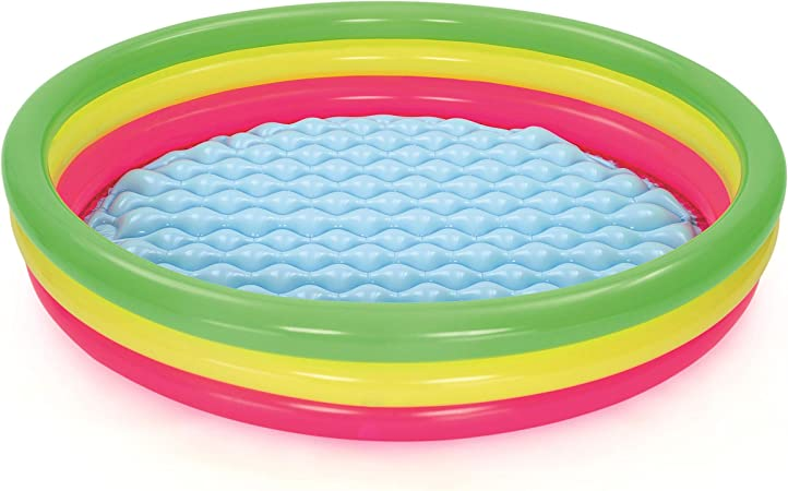 Piscina Hinchable Infantil Bestway Play Summer 152x30 cm: Amazon.es: Jardín