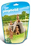 Playmobil 6655 - Collina dei Lemuri, 4 Pezzi