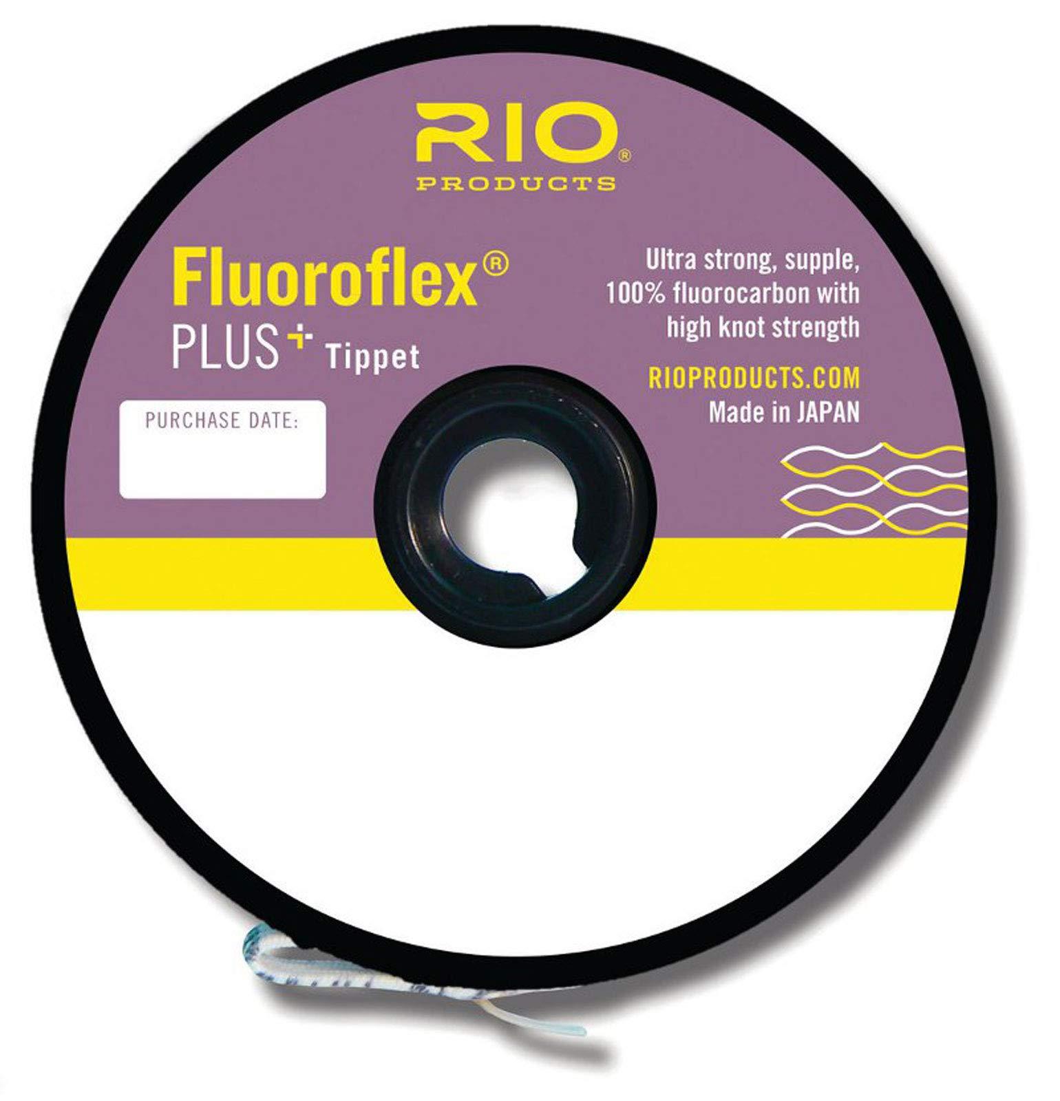 Rio Fluoroflex Plus Tippet  7x - 2.5lb - 30yd