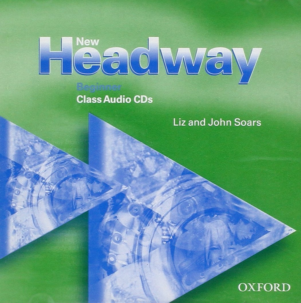 New Headway: Beginner: Class Audio CDs (2) pdf