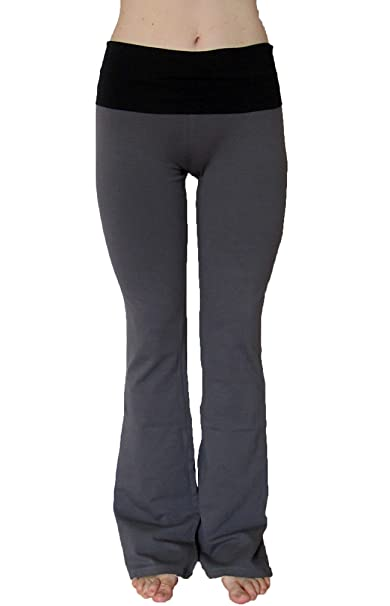 Amazon.com: Popular Basics pantalones de yoga de ...
