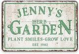 Personal Garden Sign
