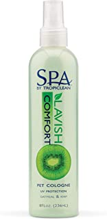product image for SPA by TropiClean Lavish Comfort Cologne Spray for Pets, 8oz - Made in USA - Deodorizing