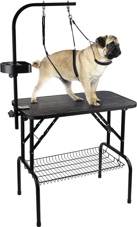 Mesa de Aseo para Mascotas