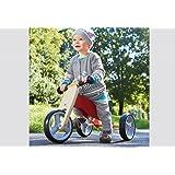 Mini Draisienne tricycle bois massif 4 en 1 Charlie PINOLINO