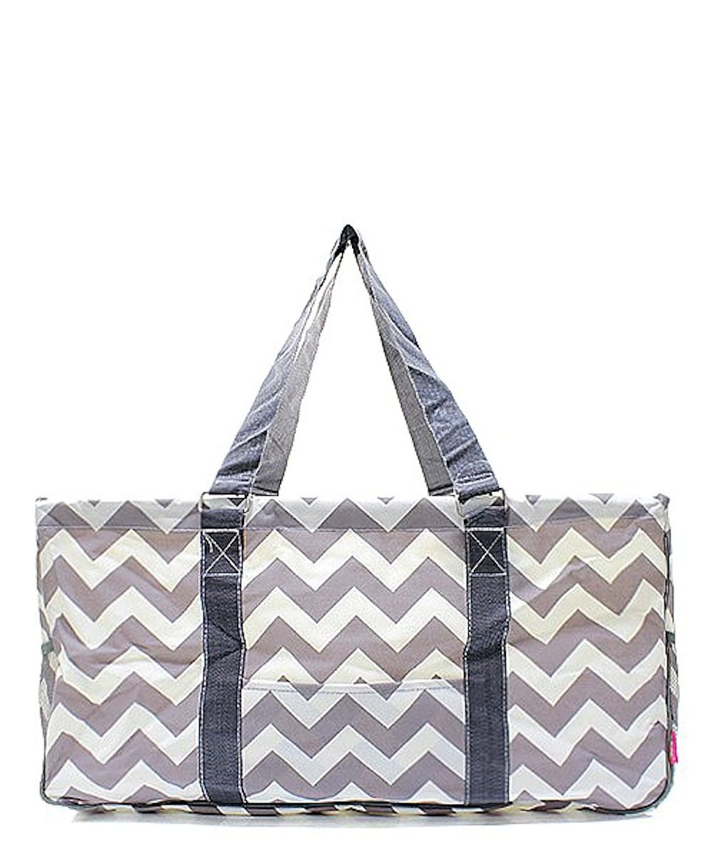 N. Gil All Purpose Open Top 23 Classic Extra Large Utility Tote Bag (Anchor Navy Blue) 10461108
