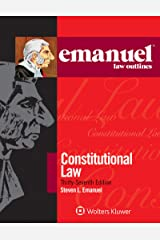 Emanuel Law Outlines for Constitutional Law Kindle Edition