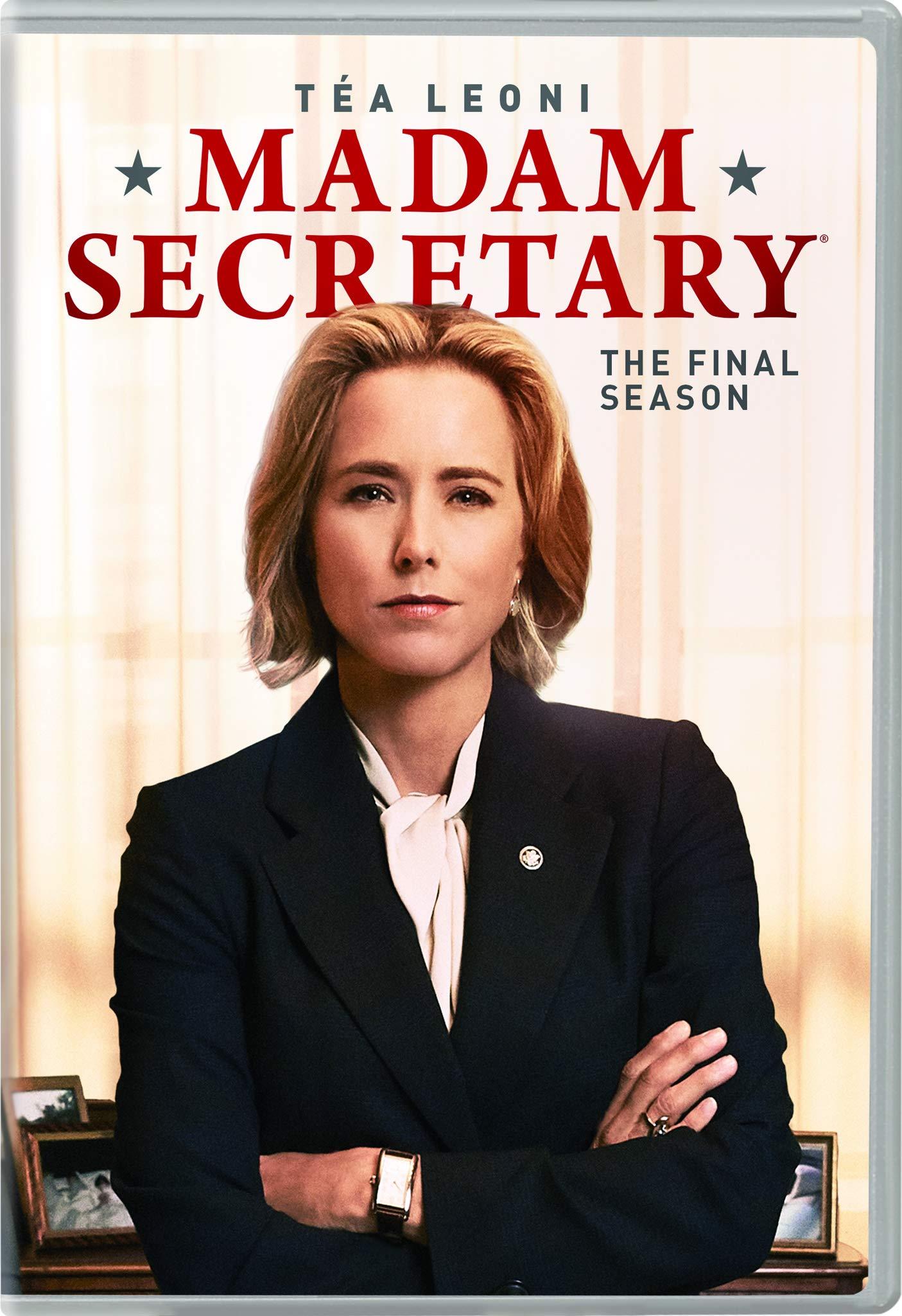 Book Cover: Madam Secretary: The Final Season