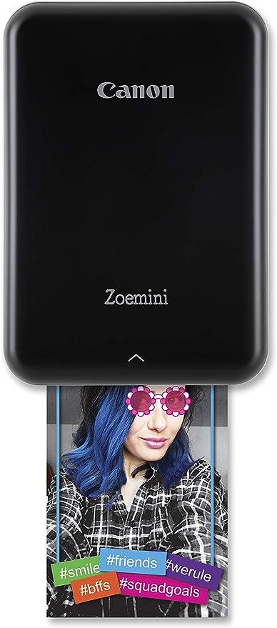 Canon Zoemini Pv-123 - Mini Impresora (Bluetooth, USB, 314 x 600 ...