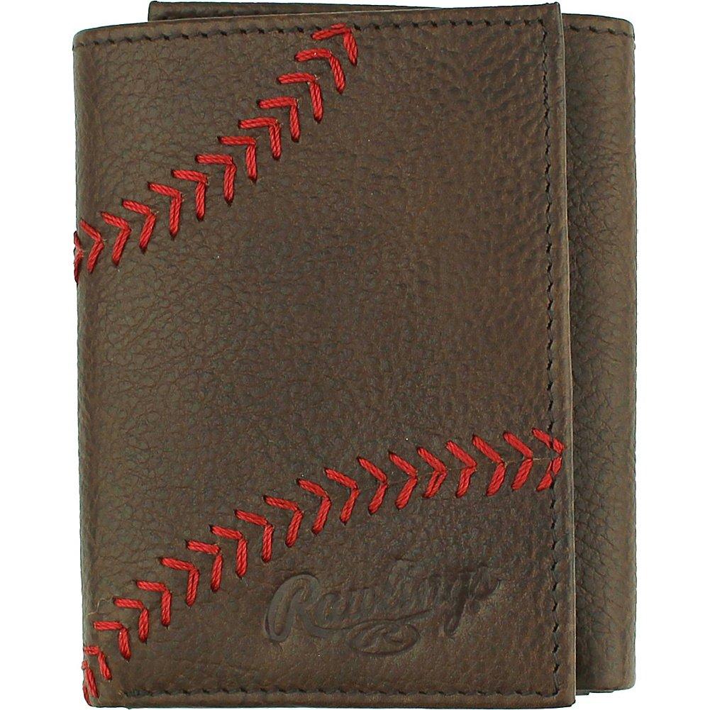 3d729083725f Rawlings Men's Home Run Trifold Wallet