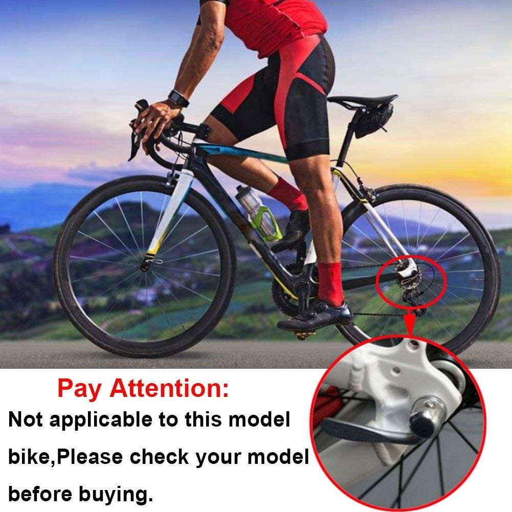 Helaryfreemear - Pinzas para bicicleta, BMX Stunt Peg para bicicleta de montaña, plata: Amazon.es: Deportes y aire libre