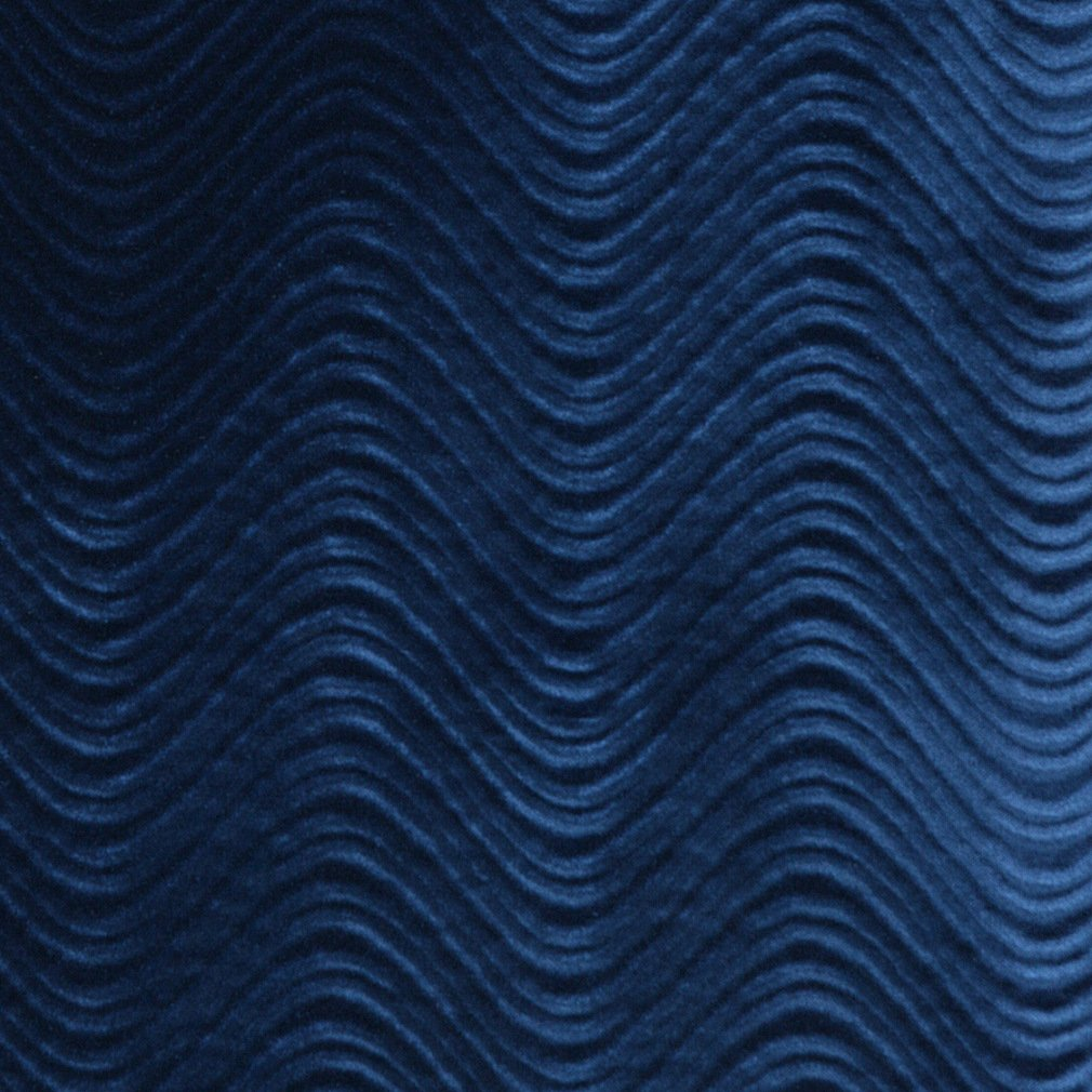 C845 Blue Classic Velvet Swirl Automotive Residential And Commercial Upholstery Velvet By The Yard by Discounted Designer Fabrics   B00GCRB1ZI