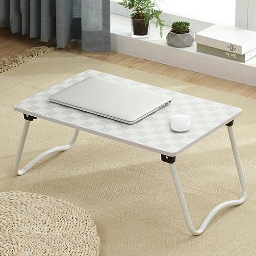 Mesa plegable PM para ordenador portátil, mesa de escritorio ...