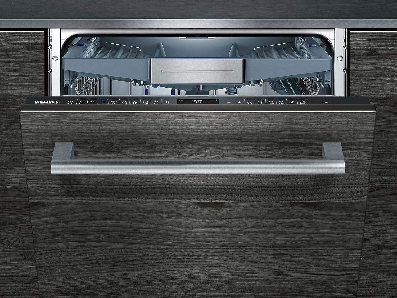 Siemens iQ500 SN758X46TE lavavajilla Totalmente integrado 14 ...