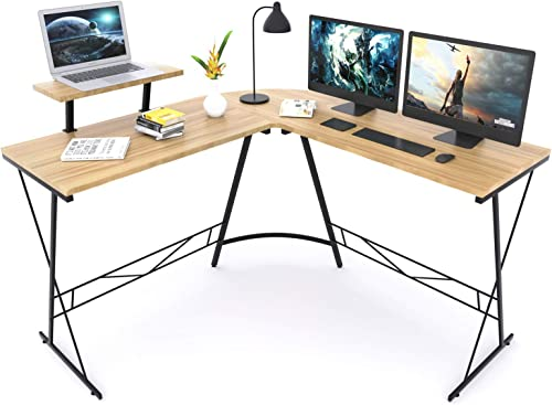 Fitop L Shaped Gaming Desk
