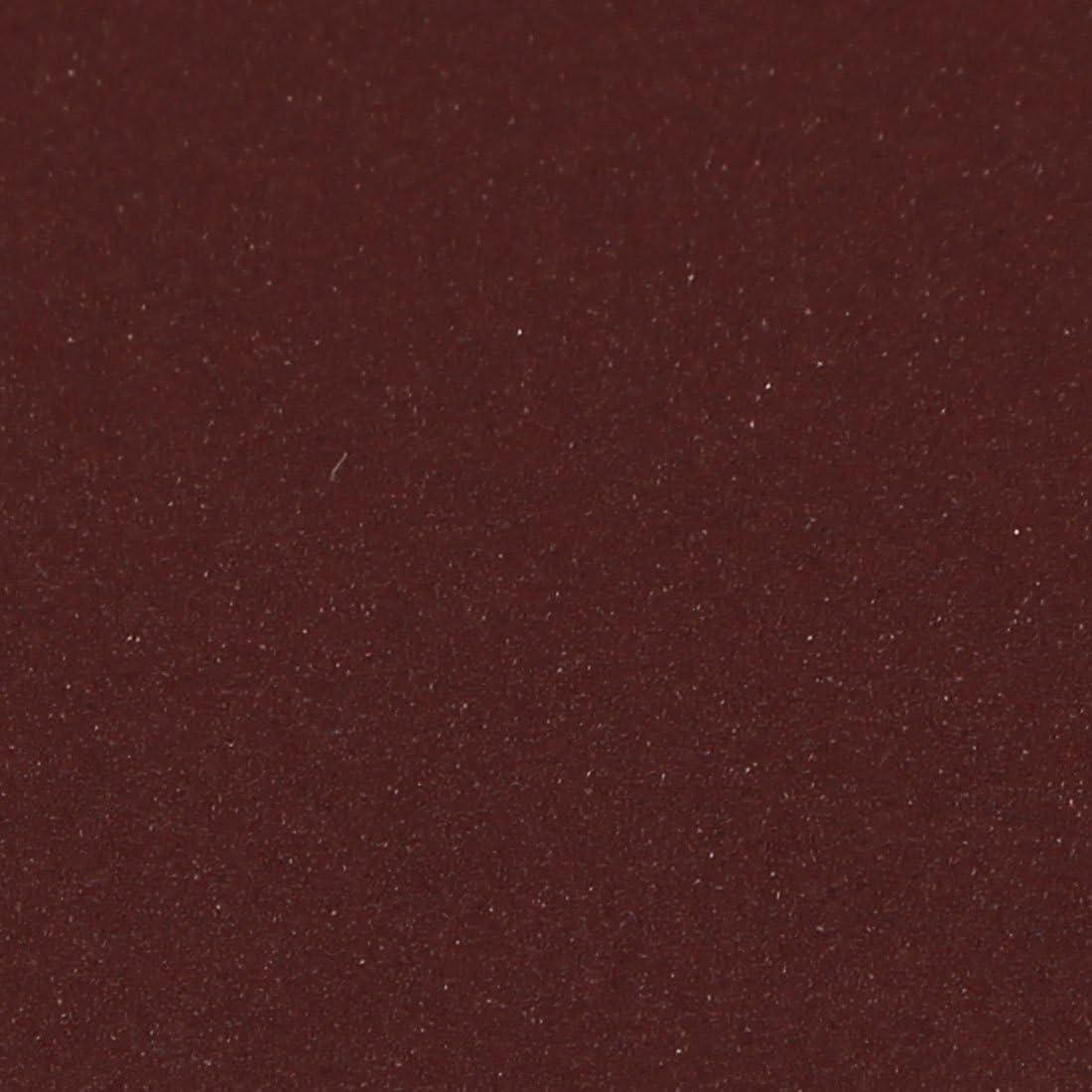 Marr/ón 10 Pcs Aexit 18cm Dia 1500 Grit Abrasivo Pulido Gancho y Bucle Lijado Disco model: X2878VIX-2259YC