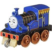 Thomas ve Arkadaşları Trackmaster Sür-Bırak Küçük Tekli Trenler, Rajiv, Mavi Oyuncak Lokomotif Tren, FXX05