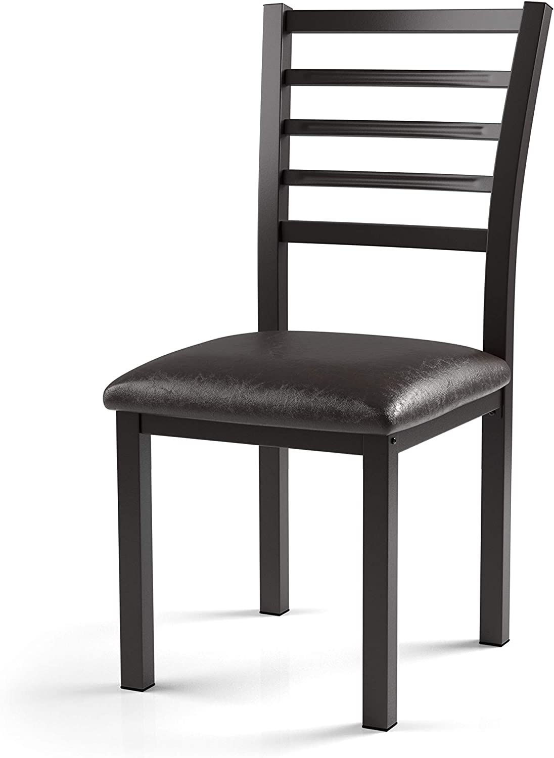 Furniture of America Casella Ladder-Back Dining Chair, Set of 2