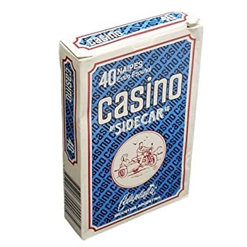 Amazon.com: Baraja española Naipes Catalana Casino Sidecar ...