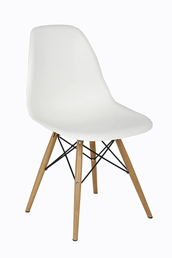 BEAT COLLECTION beatcollection-st004. Reproducción en diseño de Eames DSW Lateral Silla Colores. Inspirada en Eames Eiffel DSW Lateral Silla de ...