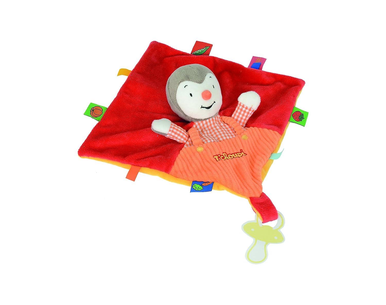 Simba Toys T'choupi Doudou Mouchoir NICOTOY 5875304