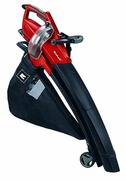 Einhell RG-EL 2700 E - Aspirador soplador triturador (2700 W) color negro