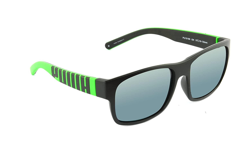 Puma - Gafas de sol - para mujer gris: Amazon.es: Ropa y ...