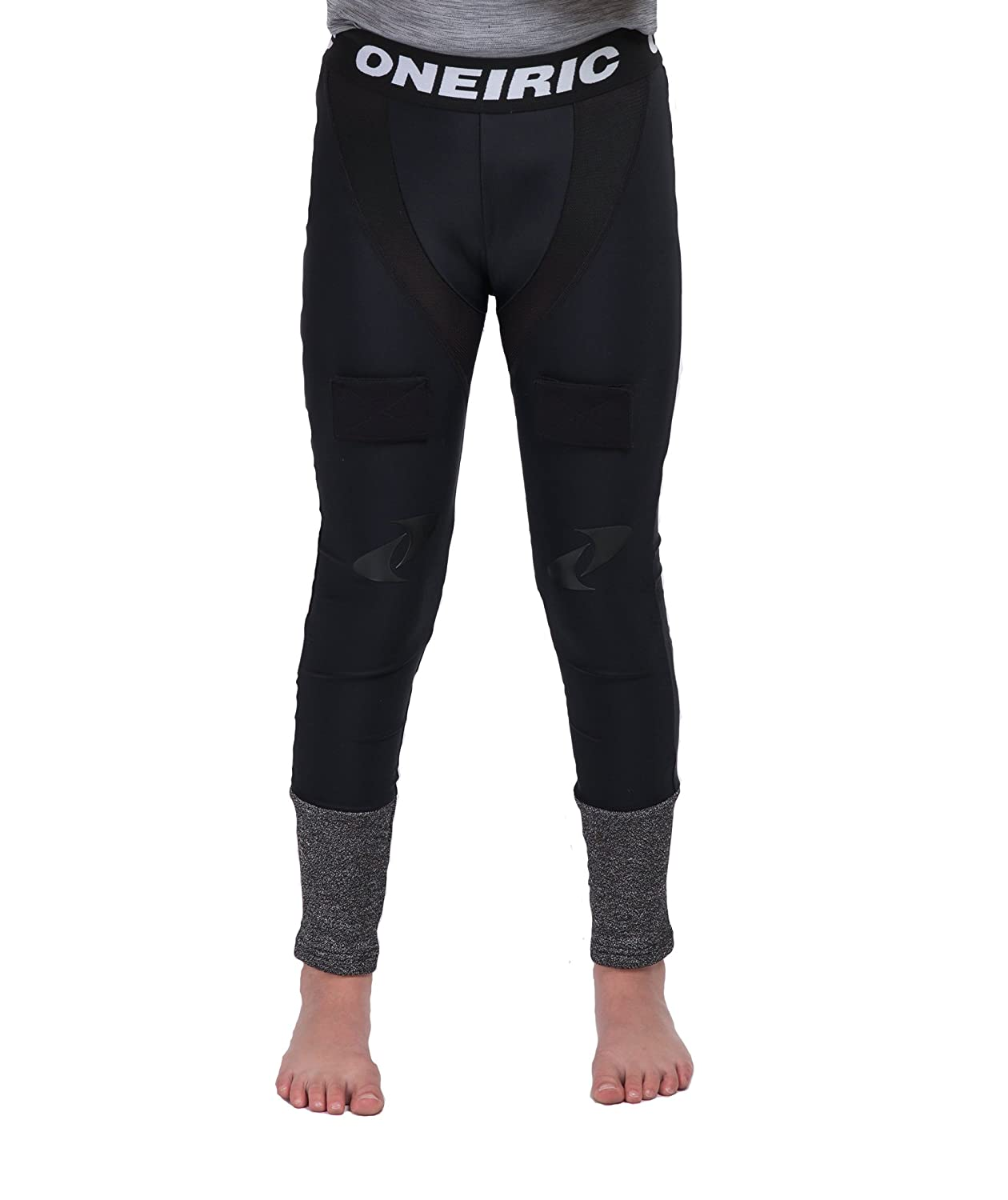 Oneiric Hockey Goalie Protective Jill Base Layer Pants For Youth Girls