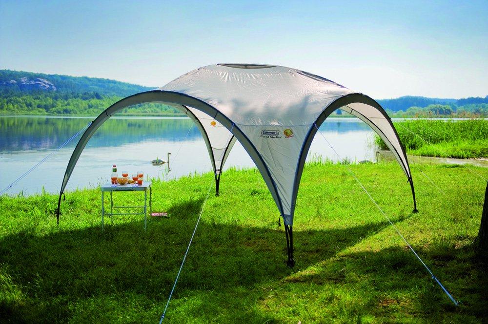 Coleman Shade Canopy : Coleman event shelter outdoor garden shade gazebo canopy