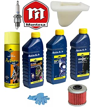 Service Kit For the MONTESA 4RT Trials Bike 05-13: Amazon co uk: Car