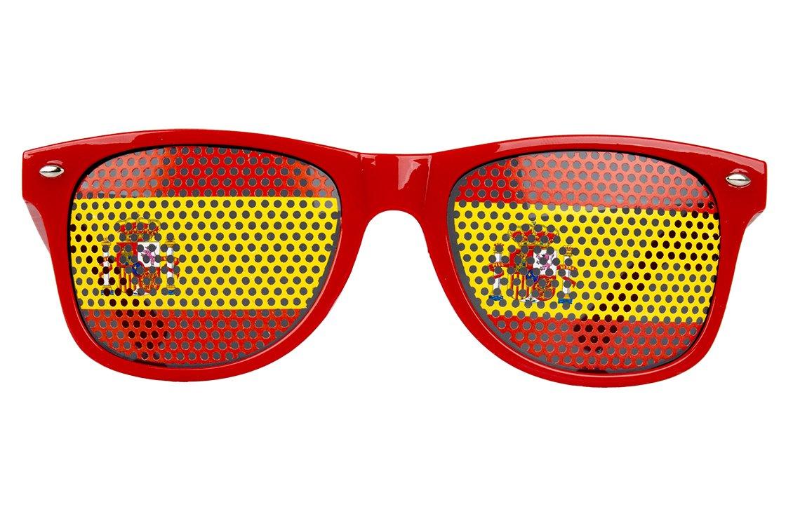 5 x Fanbrille Spanien - Spain Oq2bxh0