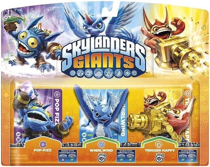 Skylanders Giants: Triple Character Pack: Amazon.es: Videojuegos