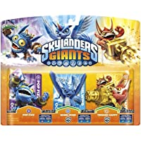 Figurine Skylanders : Giants - Pop Fizz + Trigger Happy + Whirlwind