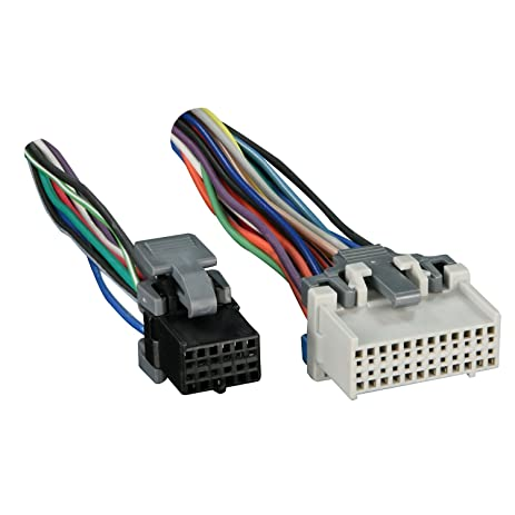 711log4bdML._SY463_ amazon com metra turbowires 71 2003 1 wiring harness car electronics amazon wire harness at panicattacktreatment.co