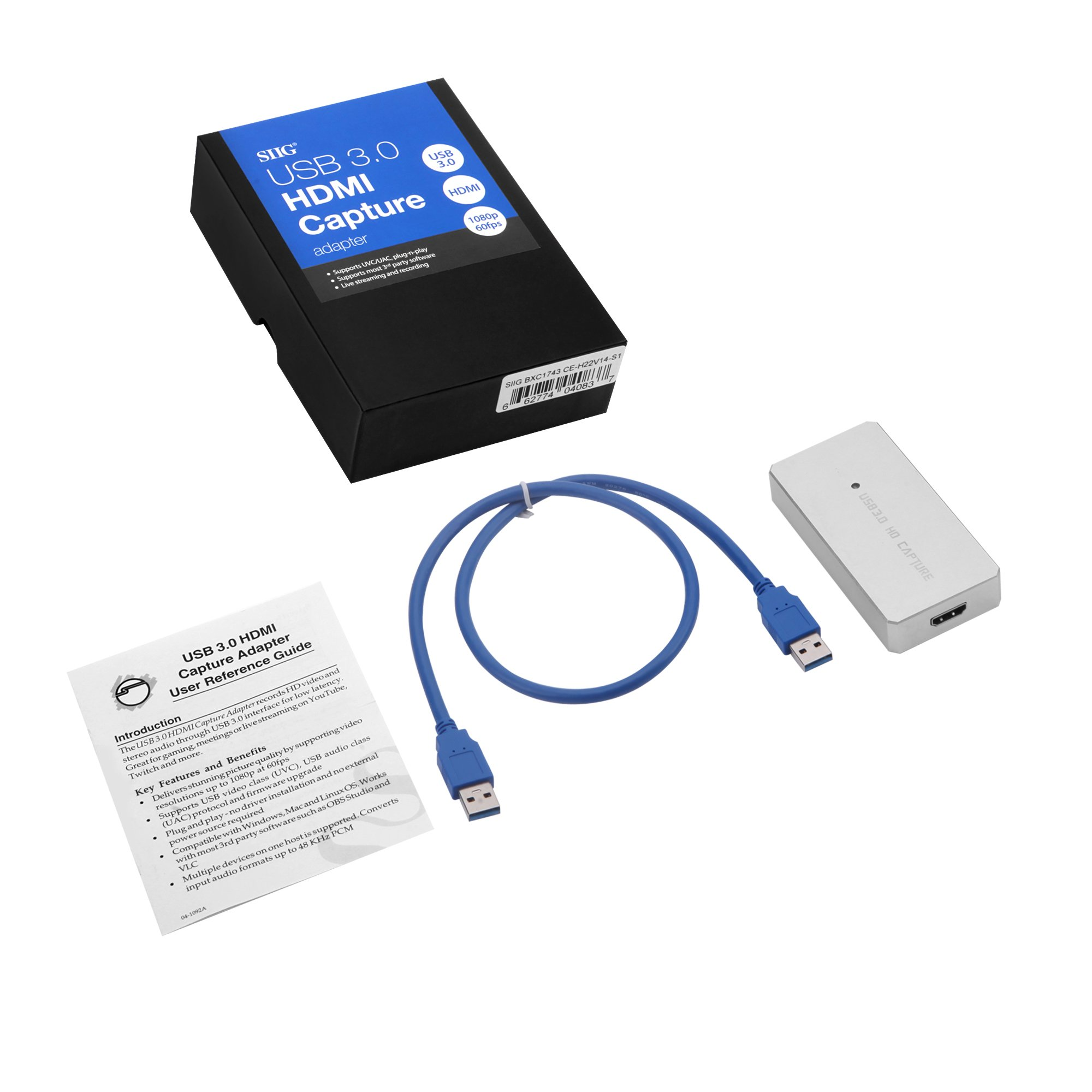 SIIG USB 3.0 HDMI Capture Adapter by SIIG (Image #6)