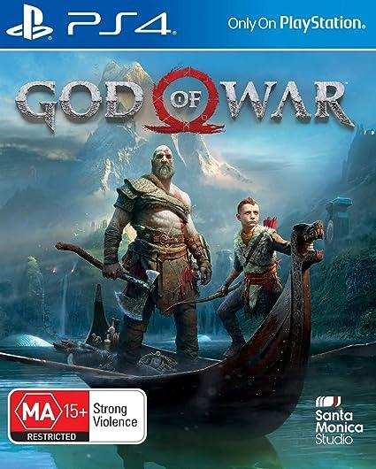 acb201eda7a2 God of War  Sony Interactive Entertainment  Amazon.com.au  Video Games