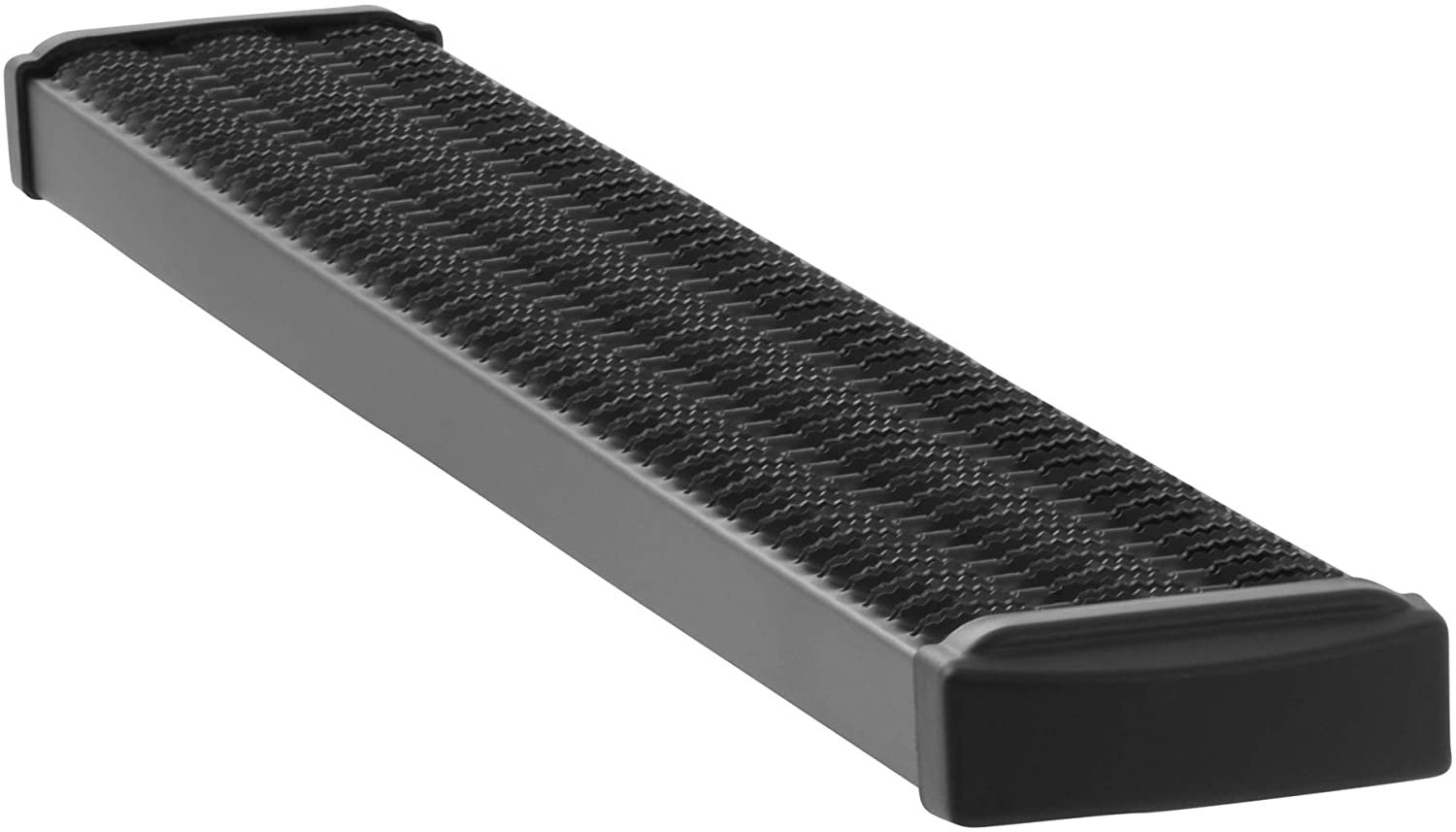 Passenger-Side for Select Ram ProMaster 1500 2500 LUVERNE 415254-401473 Grip Step Black Aluminum 54-Inch Cargo Van Running Board 3500