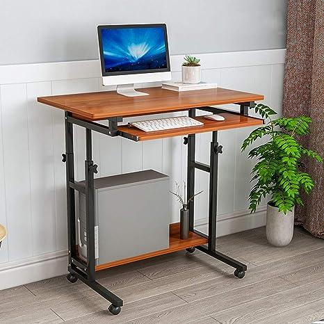 HPLL Mesa de Ordenador Portatil Mesa para Computadora ...