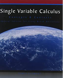 Chemistry 134 lab manual hayden mcneil 9780738089959 amazon bundle custom single variable calculus concepts 4th enhanced webassign homework and ebook loe fandeluxe Image collections