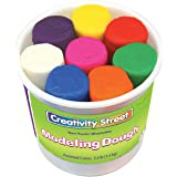 Creativity Street Modeling Dough, Assorted Colors, 8 Pack (AC4095)