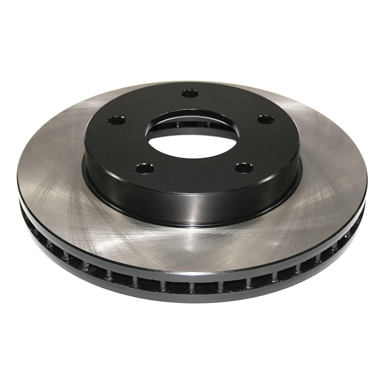 DuraGo BR555002 Front and Rear Vented Disc Premium Electrophoretic Brake Rotor